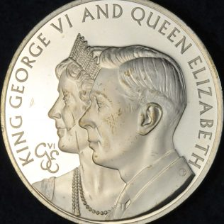 RCMP Centennial King George VI and Queen Elizabeth