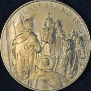 RCMP Centennial Last Stand 1885
