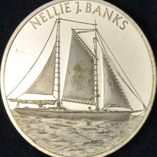 RCMP Centennial Nellie J BANKS
