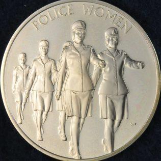 RCMP Centennial Police Women