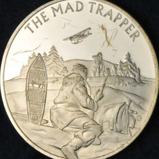 RCMP Centennial The Mad Trapper