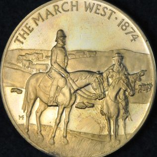 RCMP Centennial The March West 1874