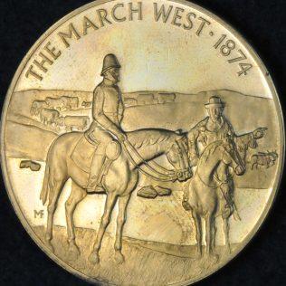 RCMP Centennial The March West 1874
