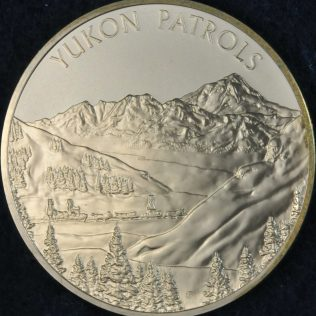RCMP Centennial Yukon Patrols