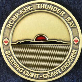 RCMP O Division Thunder Bay