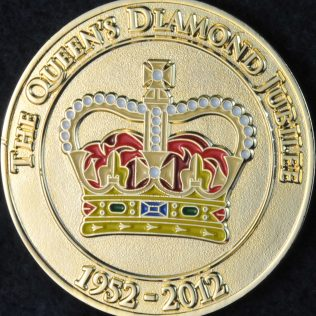 The Queen's Diamond Jubilee 1952-2012 Government House Queensland