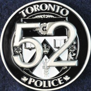 Toronto Police Service 52 Division