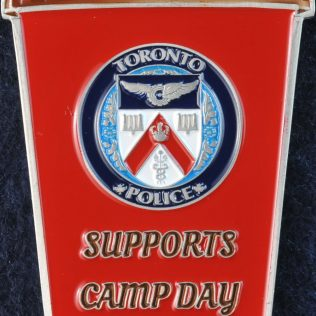 Toronto Police Service Supports Camp Day