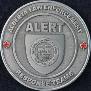 Alberta Law Enforcement Response Team - Guns Gangs 2016