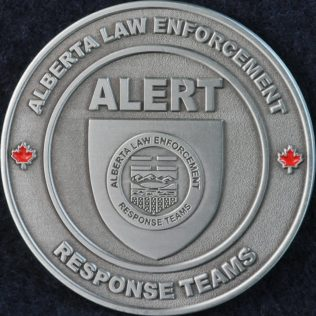 Alberta Law Enforcement Response Team - Guns Gangs 2016