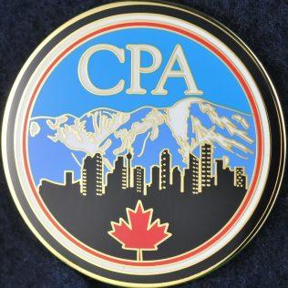 Calgary Police Association new
