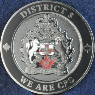 Calgary Police Service District 8