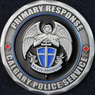 Calgary Police Service Primary Response