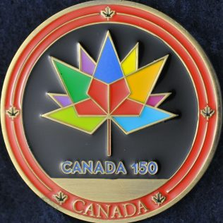 Canada 150th Anniversary Bear