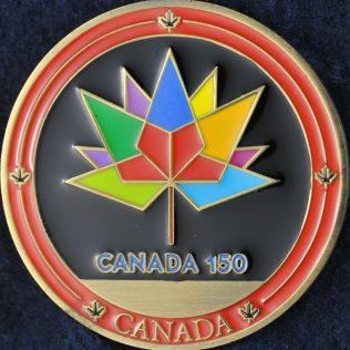 Canada 150th Anniversary Bear