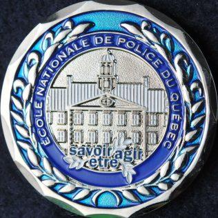 Ecole Nationale de Police du Quebec ENPQ