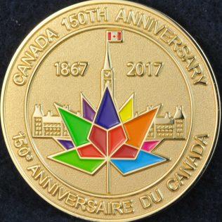 International Police Association Canada 150th anniversary Region 6