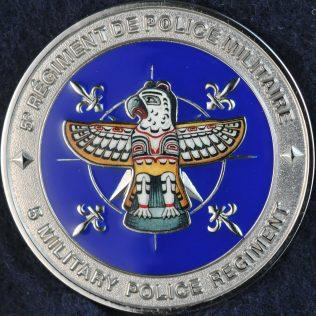 Military Police Commandant 5th Regiment
