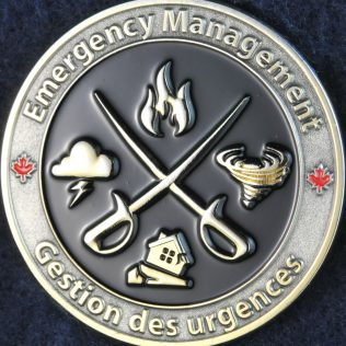 RCMP HQ Division Emergency Management