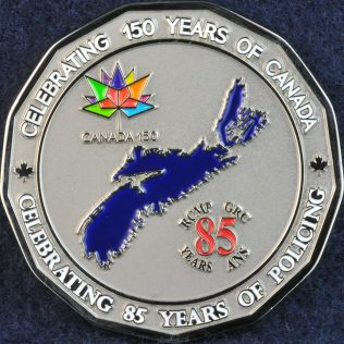 RCMP H Division Celebrating 85 years of policing