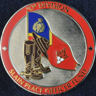 RCMP O Division Slain Peace Officer Fund