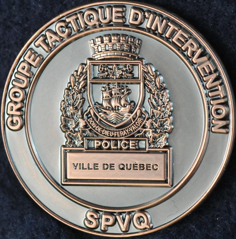 Service De Police De La Ville De Quebec Spvq Groupe