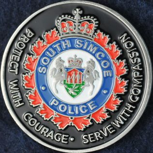 South Simcoe Police 20th Anniversary