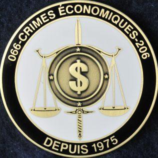 Sûreté du Québec Financial Crime
