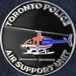Toronto Police Service Air Support Unit