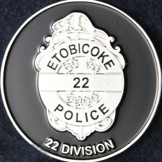 Toronto Police Service Etobicoke 22 Division