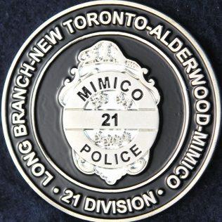 Toronto Police Service Mimico 21 Division