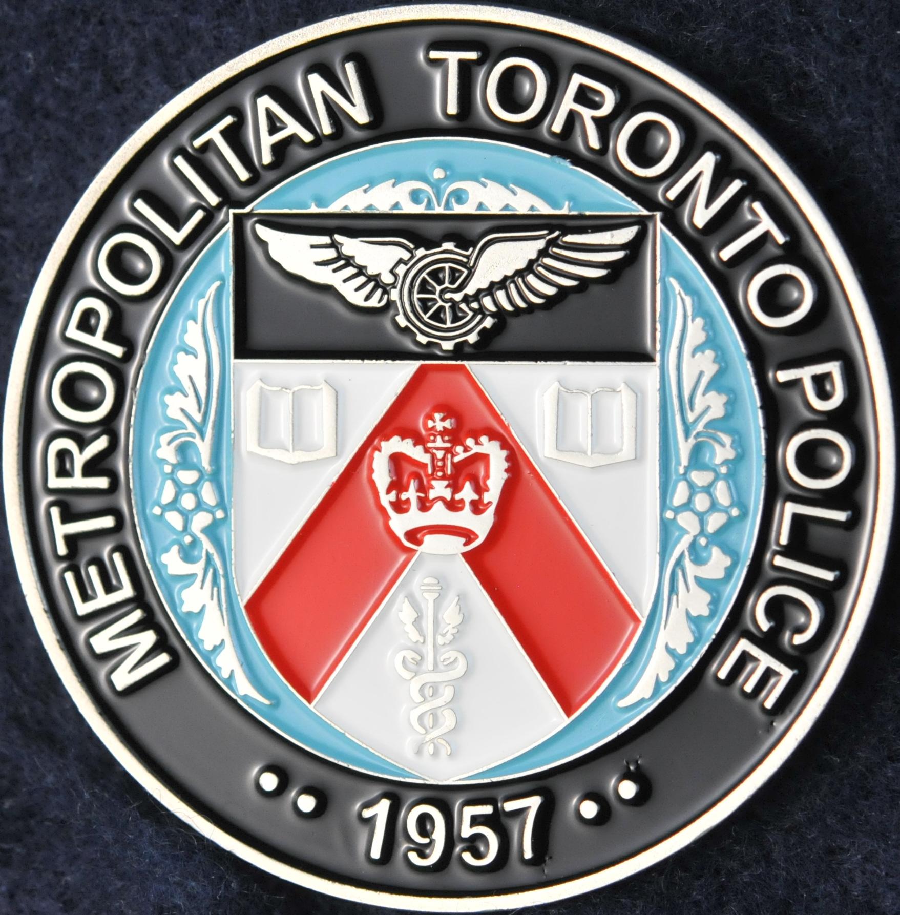 Toronto Police Service North York Township 32 Division