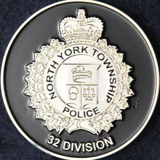 Toronto Police Service North York Township 32 Division