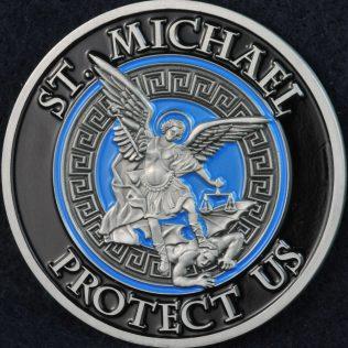 Toronto Police Service St-Michael Blue