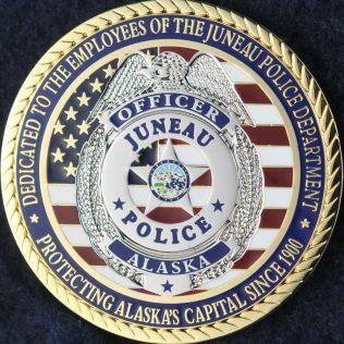 US Juneau Police Alaska