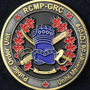 RCMP HQ Division Critical Incident Program National Tactical Troop