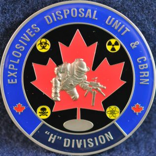 RCMP H Division Explosives Disposal Unit and CBRN