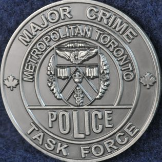 Toronto Police Sevice Major Crime Task Force