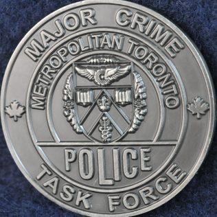 Toronto Police Sevice Major Crime Task Force