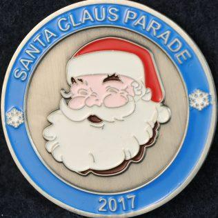 Toronto Police Sevice Santa Claus Parade 2017