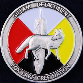 RCMP D Division Manitoba Gillam Detachment Fox Lake Cree Nation