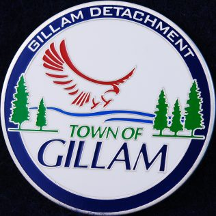 RCMP D Division Manitoba Gillam Detachment Town of Gillam
