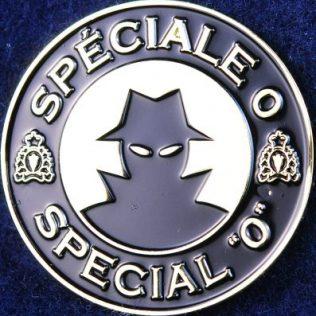 RCMP O Division Special O