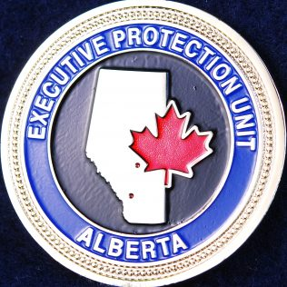 Alberta Sheriff Executive Protection Unit