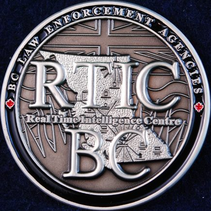 British Columbia Real Time Intelligence Centre RTIC BC
