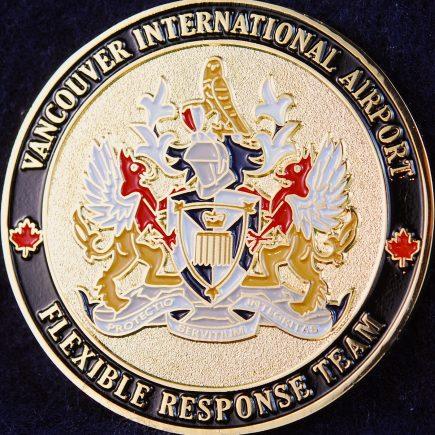 Canada Border Services Agency (CBSA) Pacific Region YVR Flexible Response Team