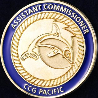 Canadian Coast Guard Pacific Assistant Commissioner
