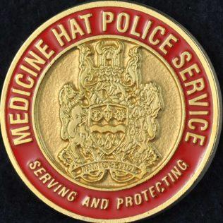 Medicine Hat Police Service