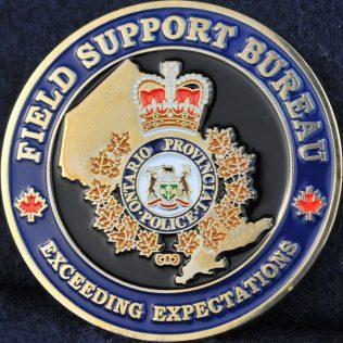 Ontario Provincial Police Field Support Bureau