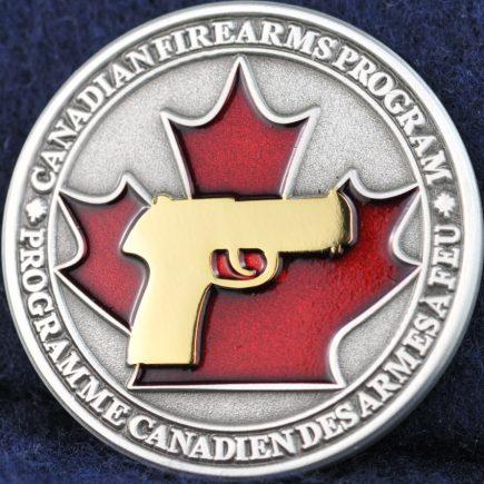RCMP Canadian Firearms Program